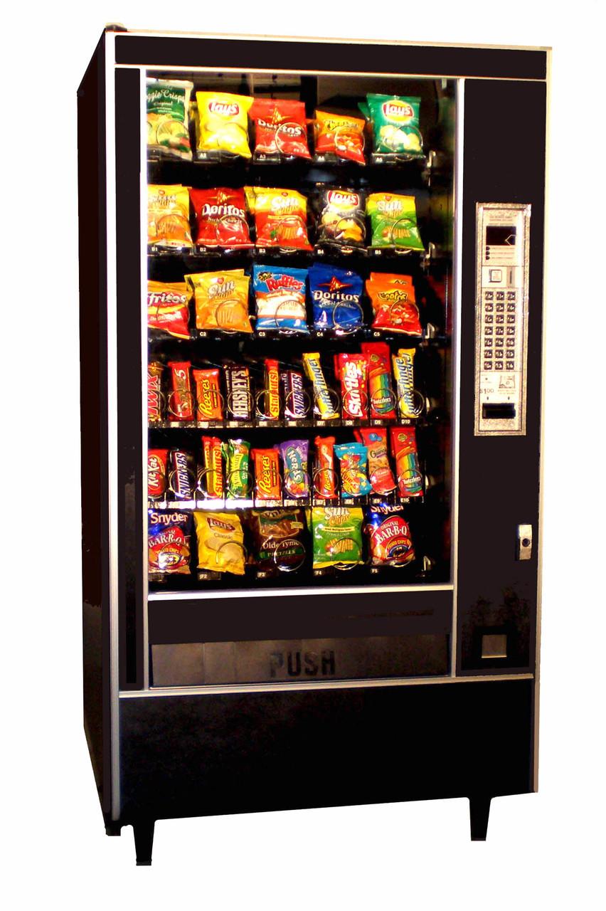 Refurbished AP 7600 Snack Machine