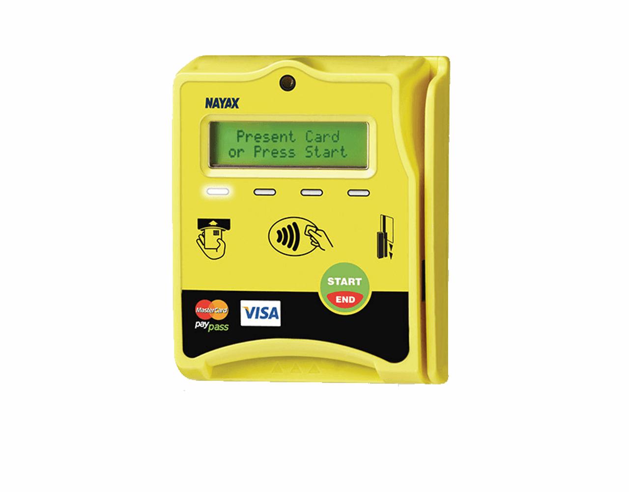 New Nayax VPOS Credit Card Reader