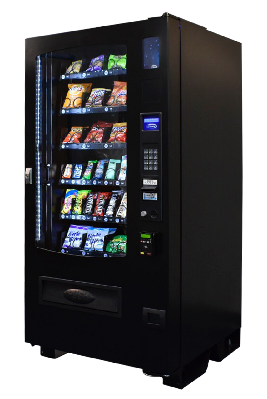 New Seaga Infinity INF4S Snack Machine