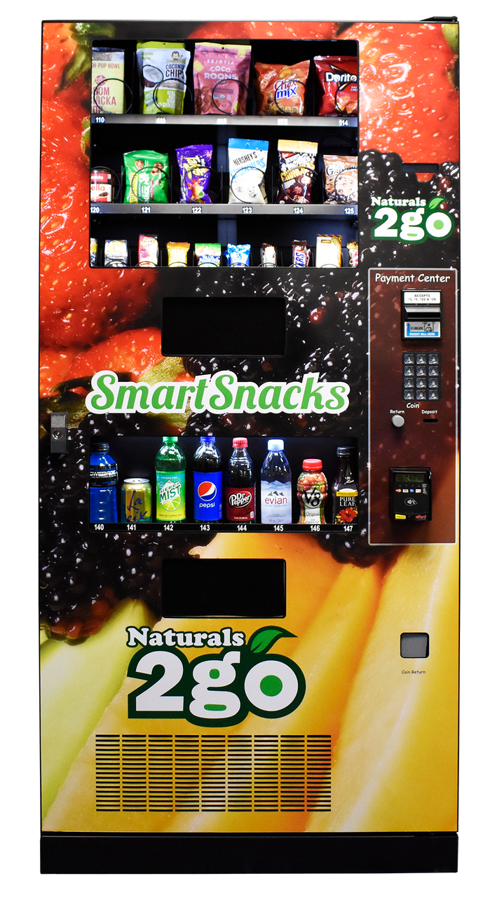 New Seaga N2G5000 Health Mart Combo Machine