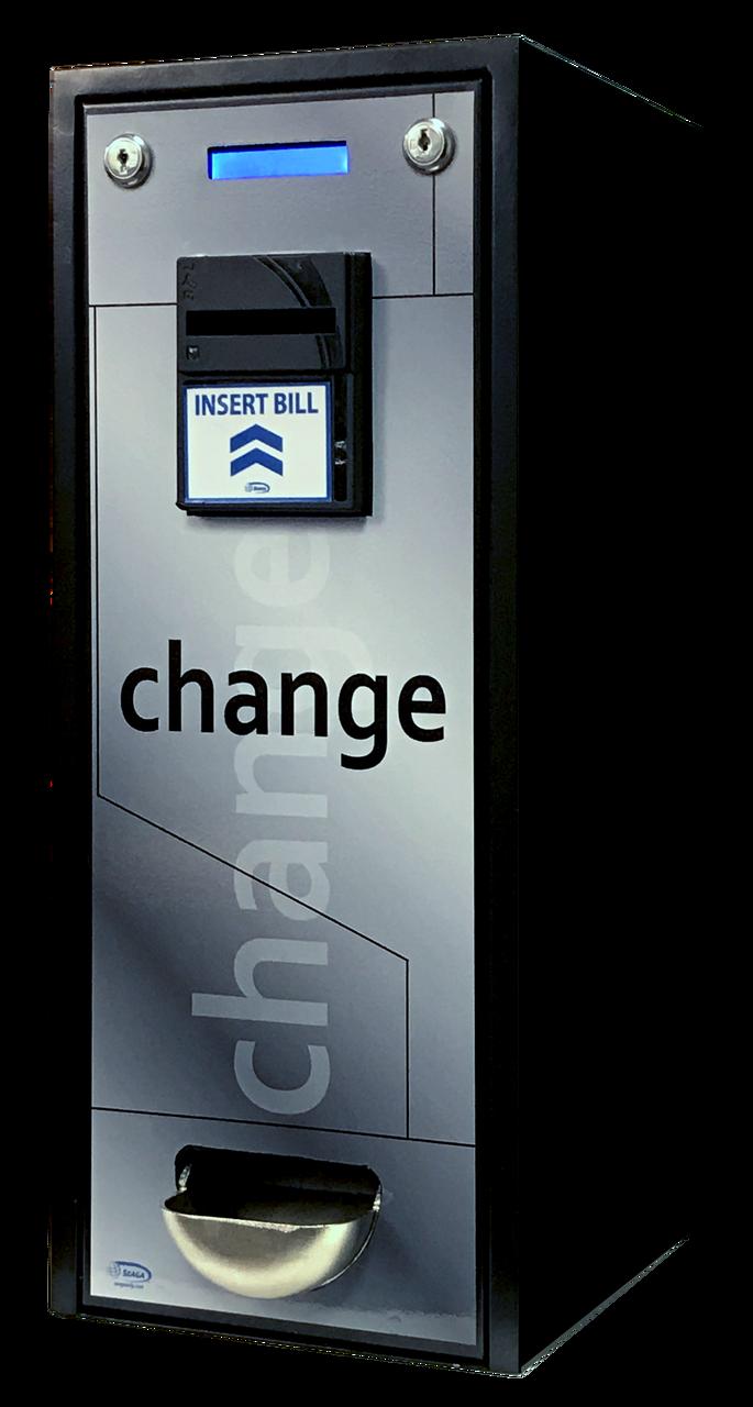 New Seaga CM1250 Bill Changer