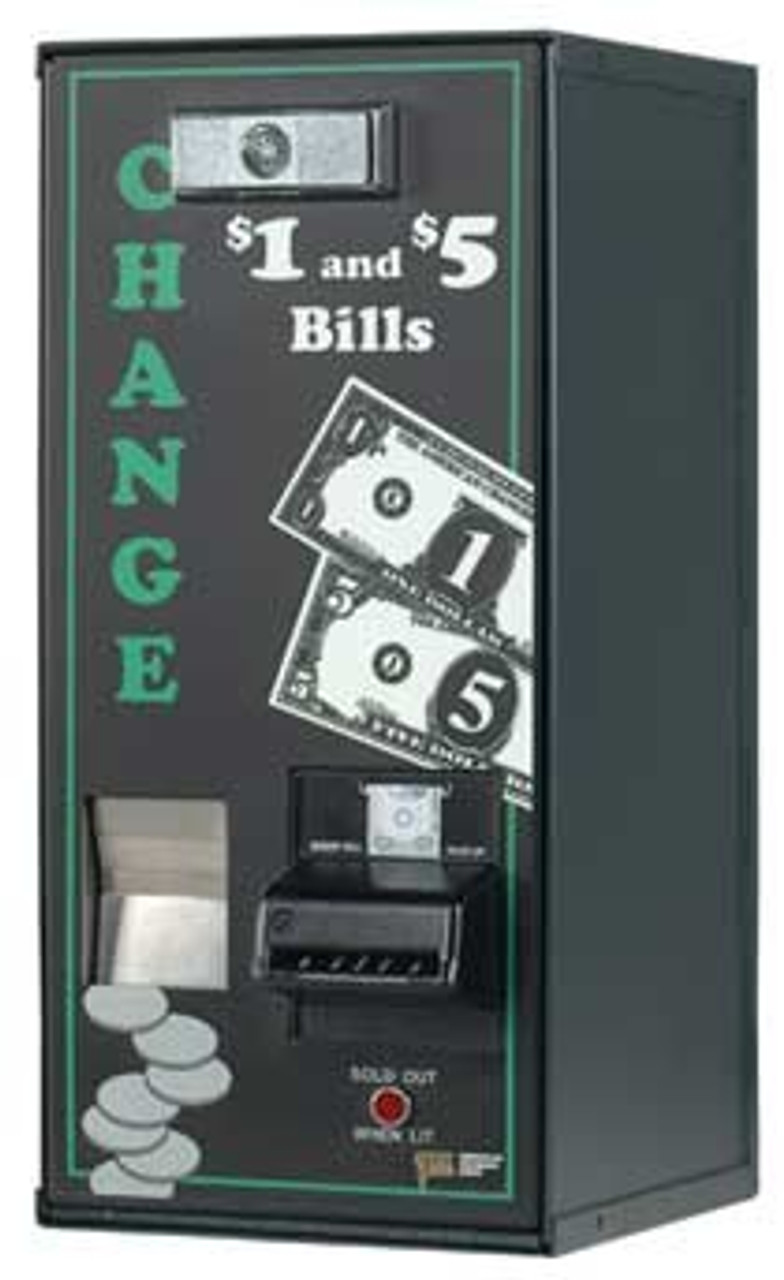 New American Changer AC500 Bill Changer