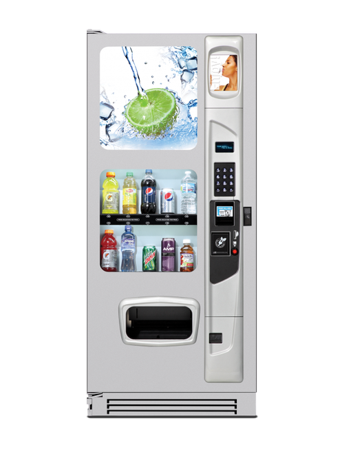 New USI Summit 500 Soda Machine