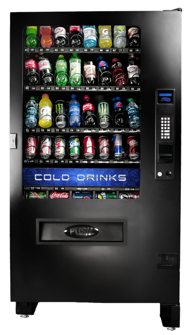 New Seaga Infinity INF5CB Soda Machine