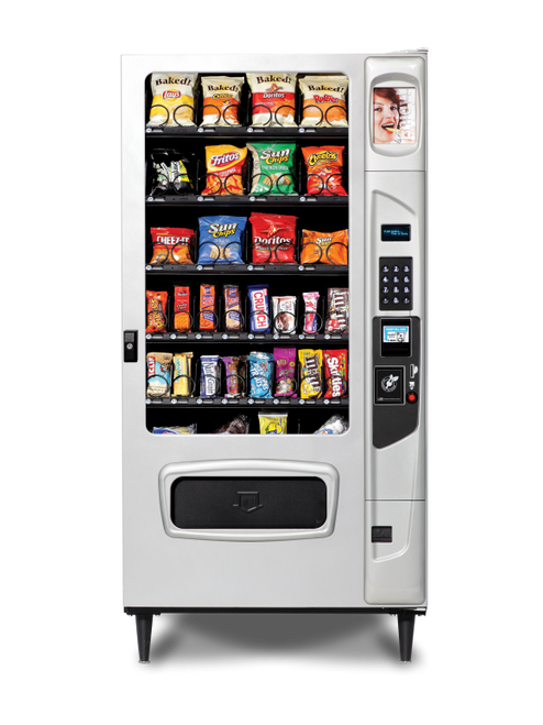 New USI Mercato 4000 Snack Machine