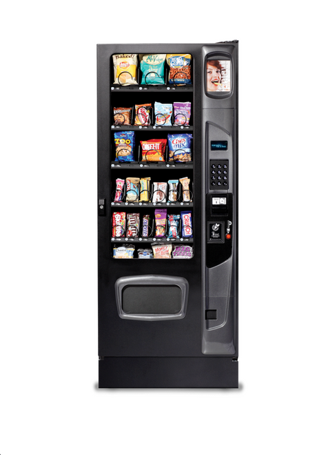 New USI Mercato 3000 Snack Machine