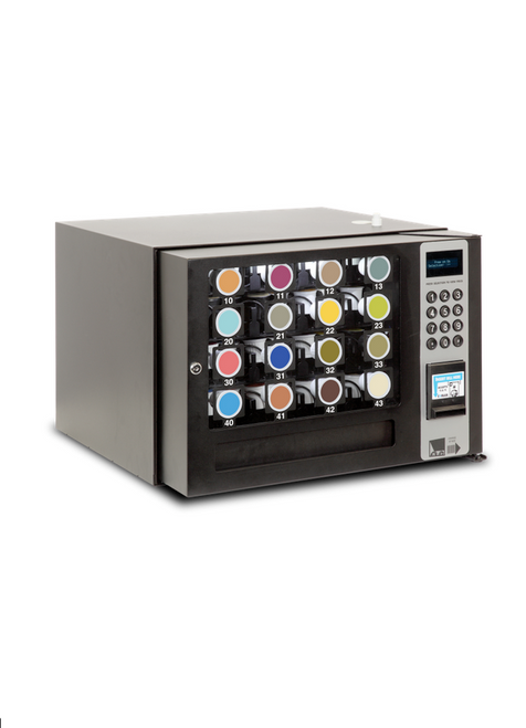 New USI CTop Single Serve Coffee Pod Merchandiser