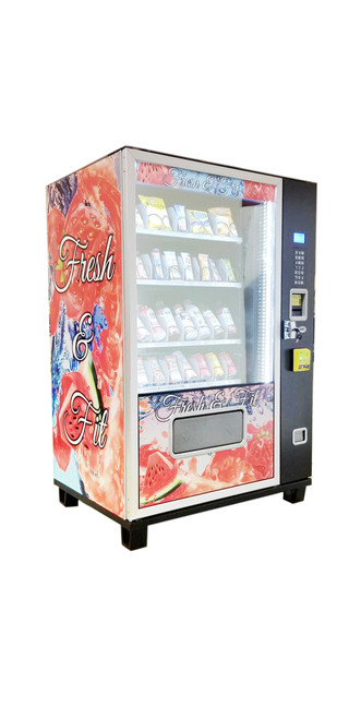 New G Series G432 Refrigerated Snack Machine