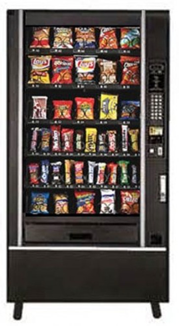 Refurbished GPL 159 SnackShop Snack Machine