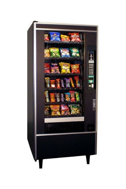 Refurbished National 148 Snack Machine