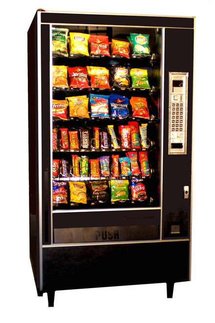 Refurbished AP 7600 Snack Machine