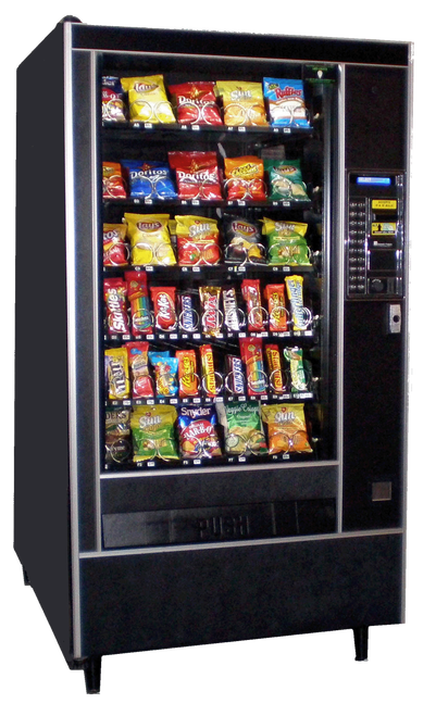 Refurbished AP 113 Snack Machine