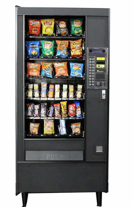 Refurbished AP 112 Snack Machine