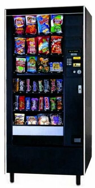 Refurbished AP 122 Snack Machine