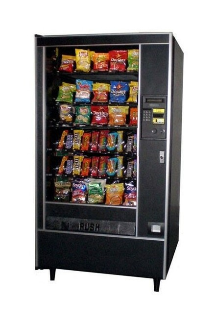 Refurbished AP 123 Snack Machine