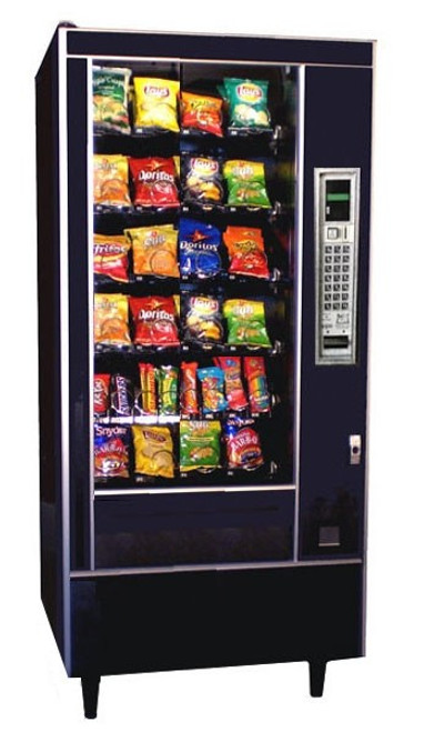 Refurbished AP 6600XL Snack Machine