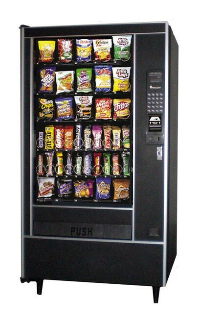 Refurbished AP LCM3 Snack Machine