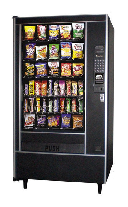 Refurbished AP LCM3 Snack Machine - Euro Styling