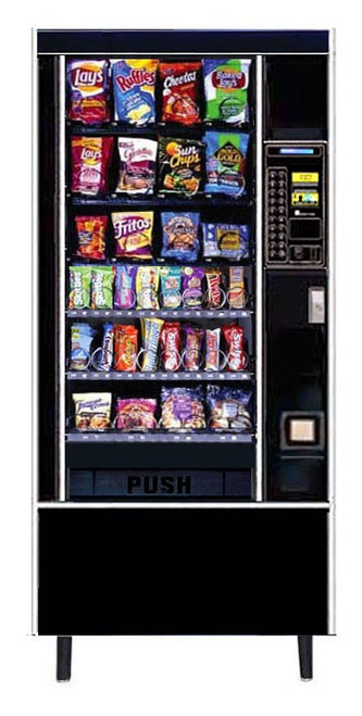 Refurbished AP 111 Snack Machine