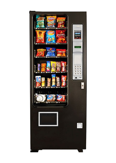 New AMS Slim Gem Snack Machine