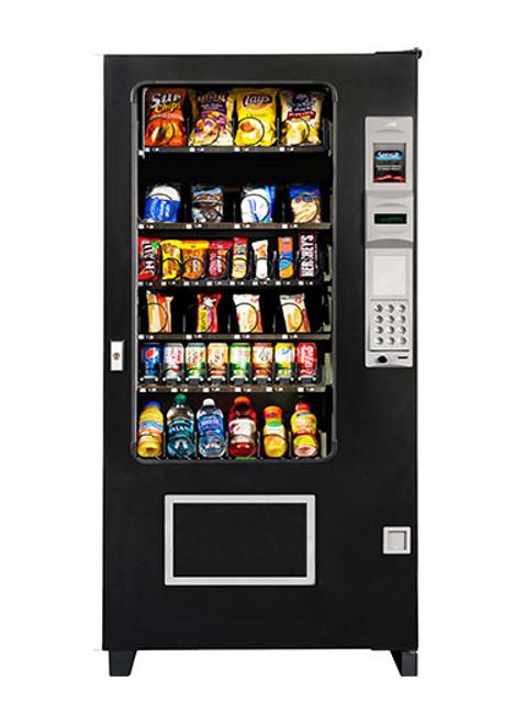New AMS Corner Deli Combo Machine