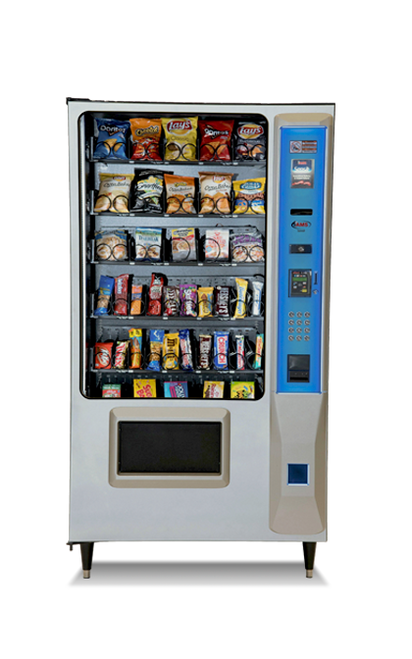 Refurbished AMS Epic Snack Machine