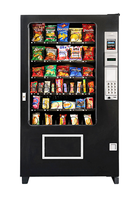Refurbished AMS 39 Snack Machine