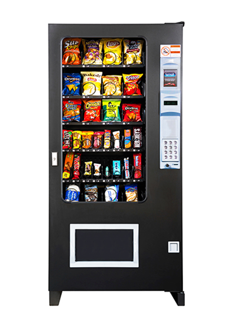 New AMS 35 Chilled Snack Machine