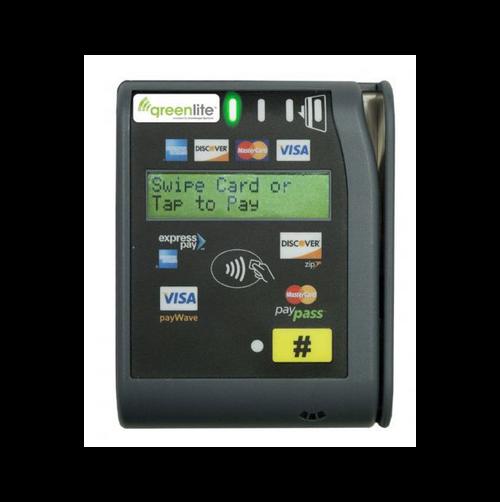 New Greenlite Cashless Credit Card Reader