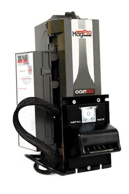 Refurbished Coinco MagPro Mag52BX Bill Validator 2008 $5 Ready