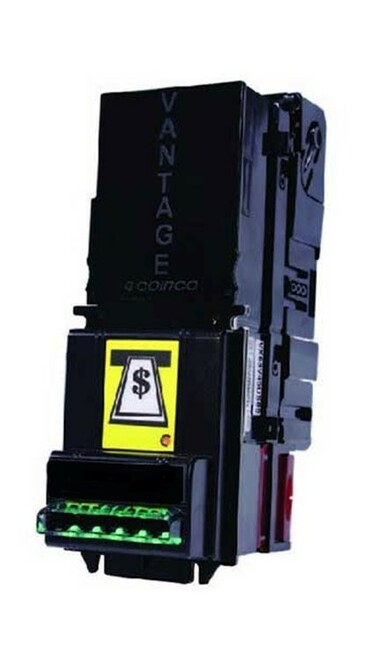 Refurbished Coinco Vantage VL61B44US00 110/24 Volt Bill Validator