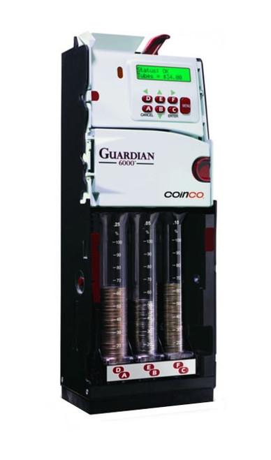 Refurbished Coinco Guardian 6000XL Model G6XUS Coin Changer
