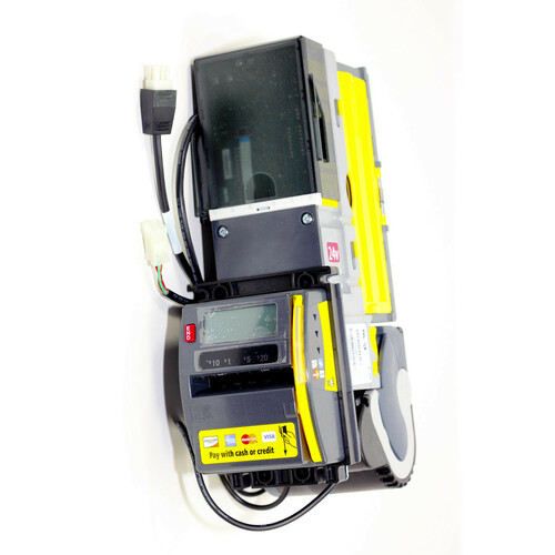 New MEI VN-27H2R Bill Validator With 3-in-1 Card Reader & Recycler