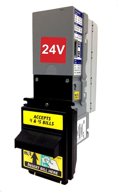 Refurbished MEI VN-2502 Bill Validator 2008 $5 Ready