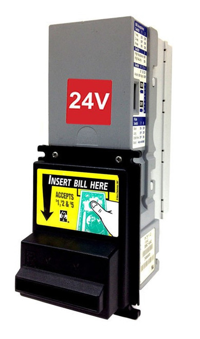 Refurbished MEI VN-2512 Bill Validator 2008 $5 Ready