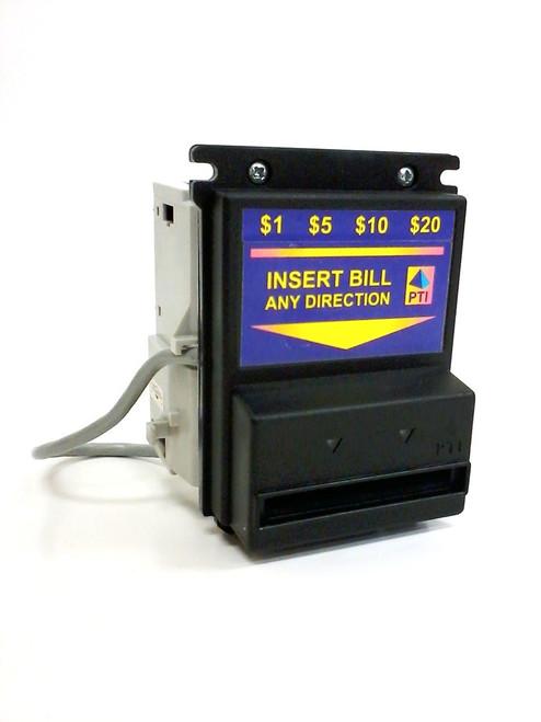 Refurbished Pyramid Apex 5400-SN1-USA 12V Bill Validator