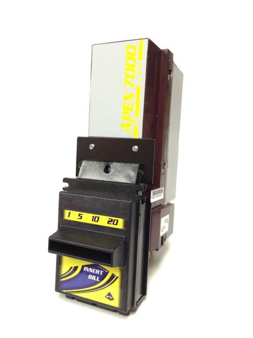 New Pyramid Apex 7602-UC3-USA Bill Validator