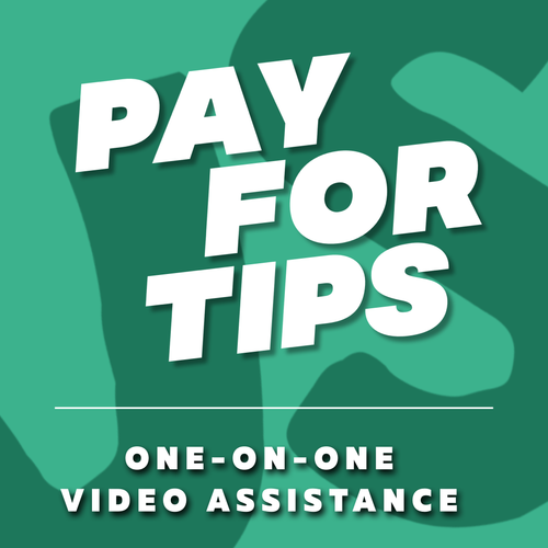 Pay For Tips
