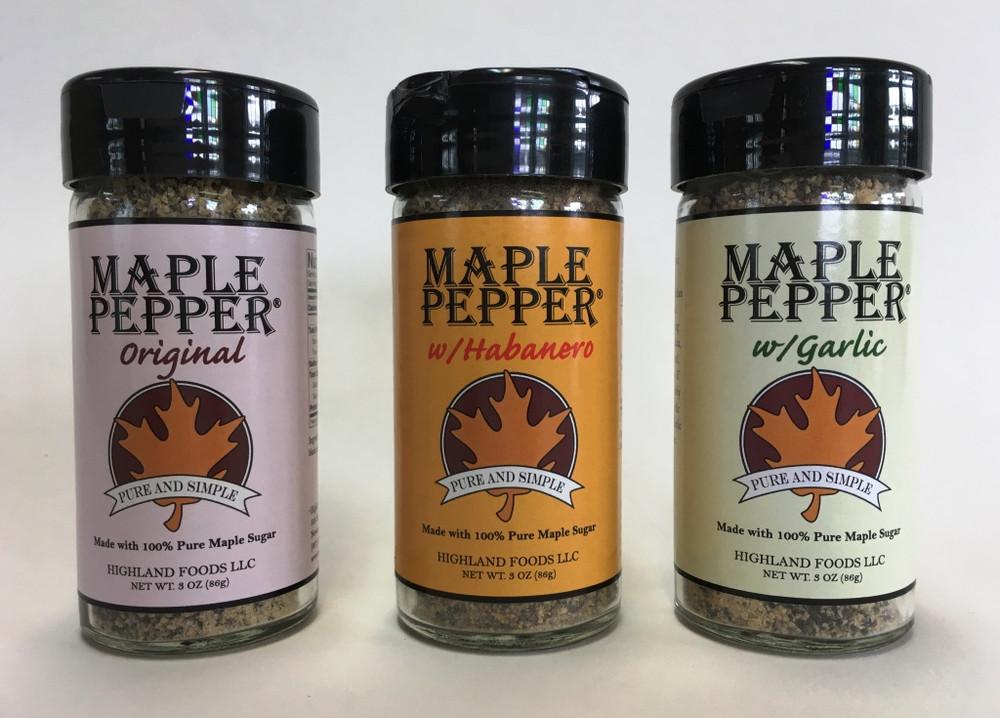 Maple Pepper
