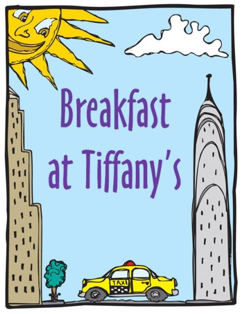 Breakfast at Tiffany's Gift Box