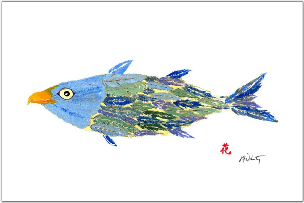 Bird Fish