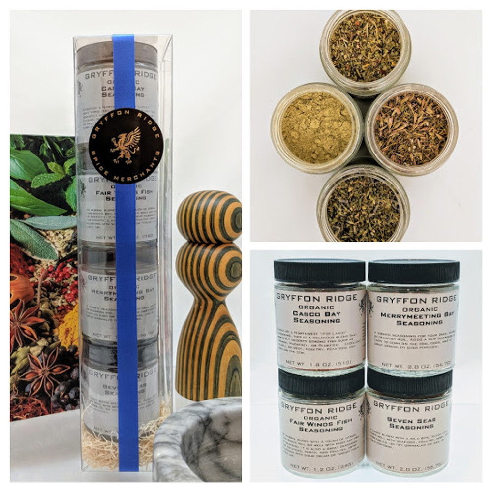 Seafood Spice Collection