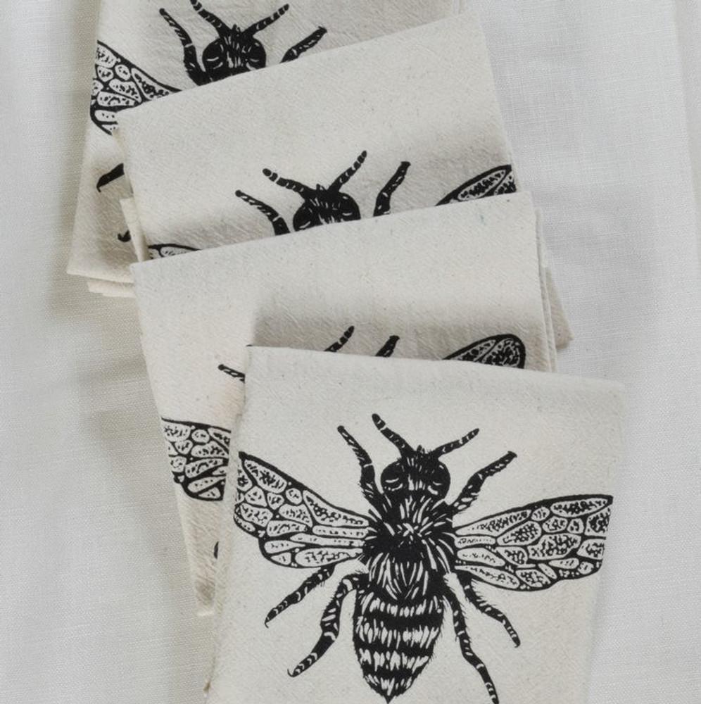 Honeybee in Black