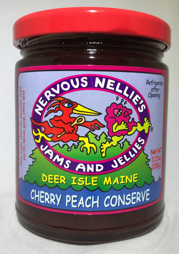 Cherry Peach Conserve
