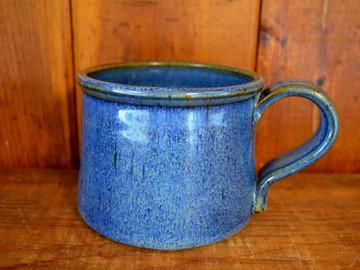 Chowder Mug in Bird's Beak Blue