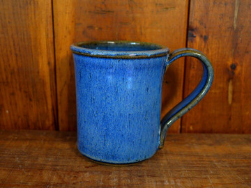 Standard Mug in Bird's Beak Blue
