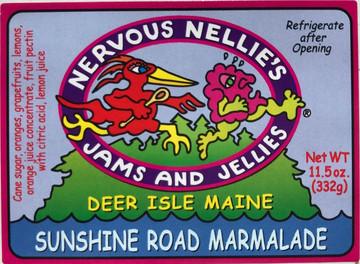 Sunshine Road Marmalade