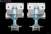 """05+ Rear Tacoma 2.0"""" Diameter Compact Bump Stop Kit"""