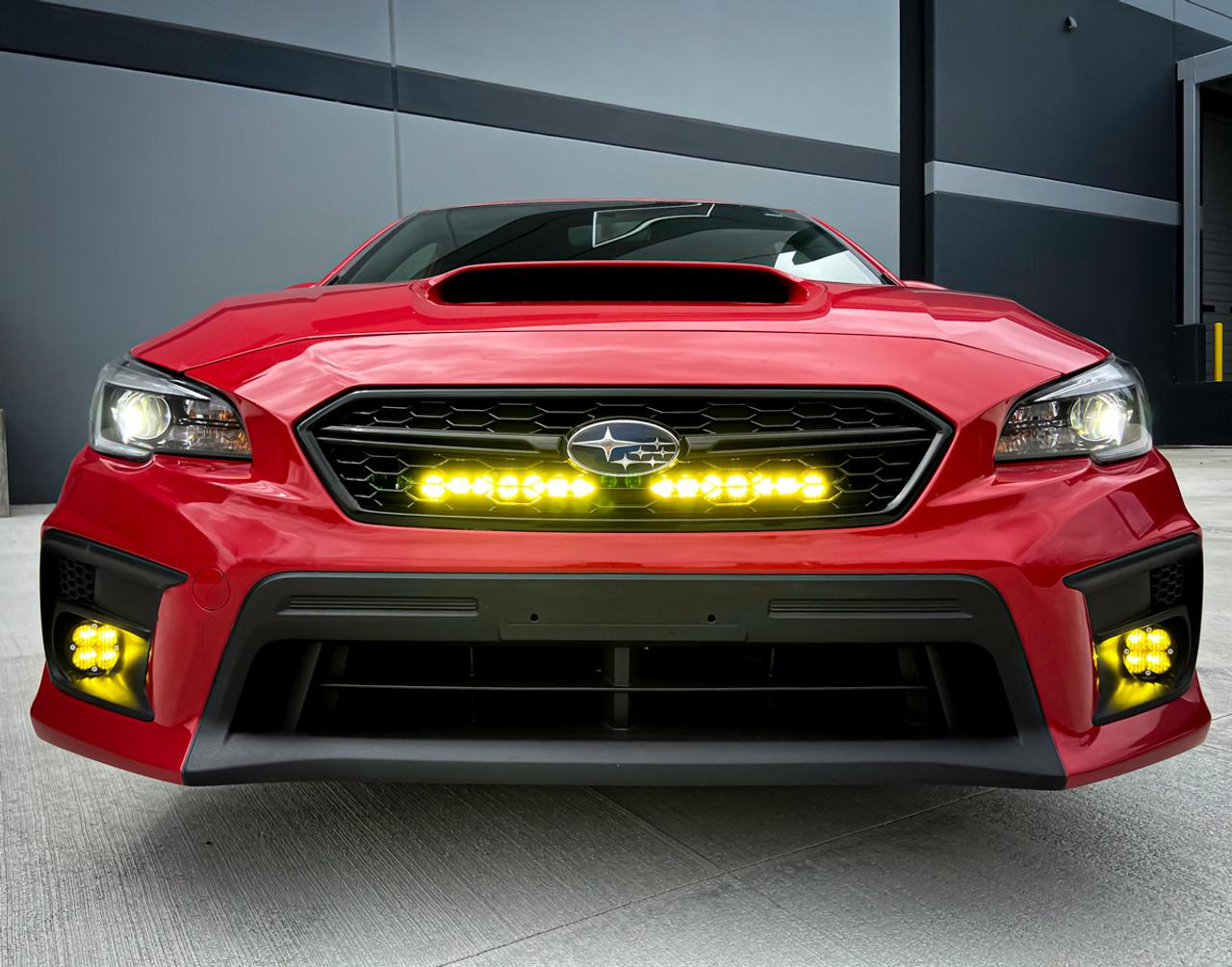 Subaru Impreza WRX ( 18+ ) Light Bar Kit
