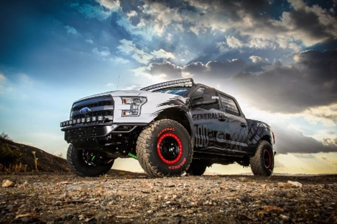 2015+ Ford F150 4WD Long Travel Race Kit